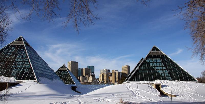 Muttart Conservatory Edmonton